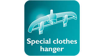 Special garment hanger