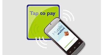 Безопасные платежи благодаря технологии NFC