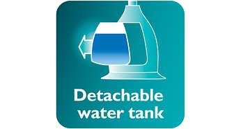 Depósito de agua grande desmontable