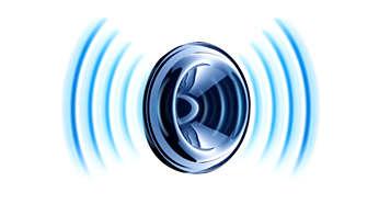 Nghe được mọi từ với công nghệ Clear Sound