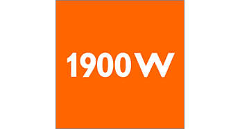 Yüksek performans için 1900 Watt
