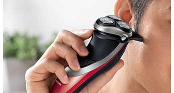 Idéale pour l'entretien des pattes et de la moustache
