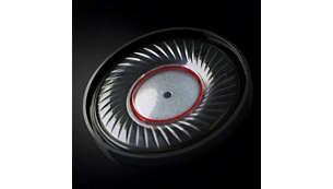 Мощные излучатели с неодимовыми магнитами для достоверного звучания