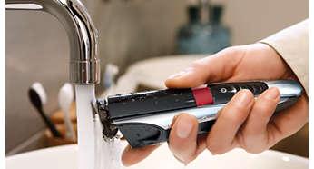 Totalmente resistente à água para facilitar a limpeza