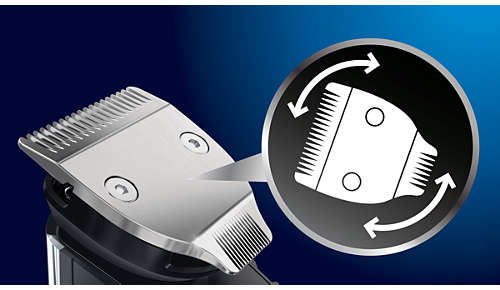 Dual-sided reversible trimmer for ultimate versatility