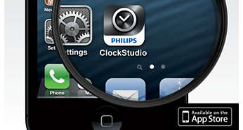 Free ClockStudio app for internet radio and other cool features
