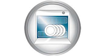 Bac d'égouttement et bac à marcs compatibles lave-vaisselle