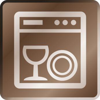 Для вашего удобства поддон можно мыть в посудомоечной машине