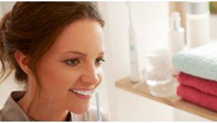 Простой способ улучшить качество чистки межзубных промежутков