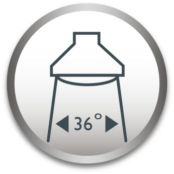 36 asteen halogeenivalokeila