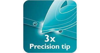 Triple Precision Tip giver optimal kontrol og synlighed