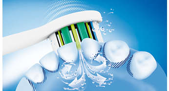 Patented sonic technology for better oral health