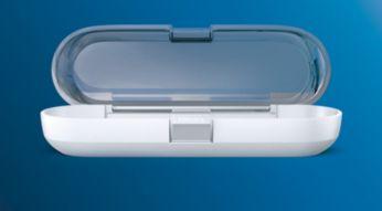 Dolga življenjska doba baterije in potovalna torbica
