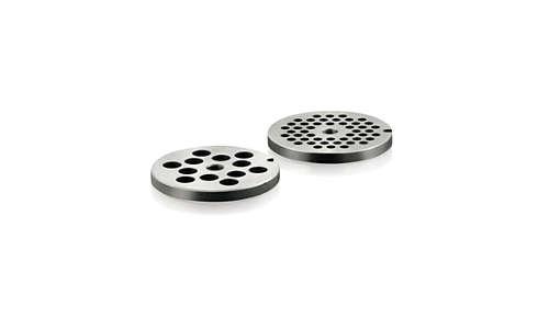 Hygienische Reibscheiben aus Edelstahl (5mm und 8mm)