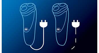 Se puede usar con y sin cable