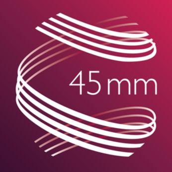 45 мм нагряващ цилиндър за меки вълни