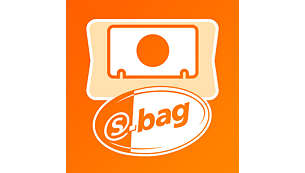 Vrečka S-bag Classic z dolgo življenjsko dobo traja do 50 % dlje