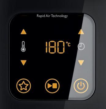 Màn hình kỹ thuật số để dễ dàng kiểm soát thời gian và nhiệt độ