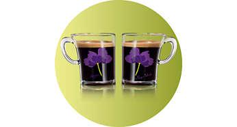 2 Kenzo Takada tervezte SENSEO® csésze mellékelve