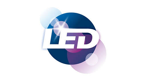 Hoogwaardig LED-licht tot 85 lumen