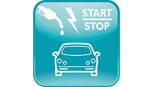 Compatible con vehículos híbridos, eléctricos y start/stop