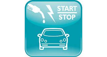 Kompatibel med hybridbilar, elbilar och bilar med start & stop