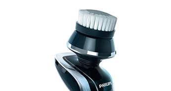 Cepillo profesional de limpieza desmontable con control de lubricación