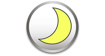 Χρησιμοποιείται ως φωτάκι νυκτός