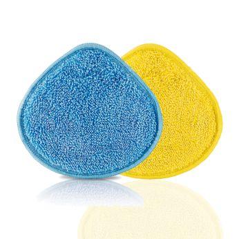 izturīgi mazgājami mikrošķiedras paliktņi