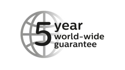 Гарантия 5 лет для любой страны
