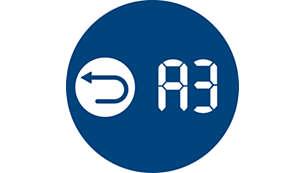 配備 3 段式指示燈的健康空氣品質指示器