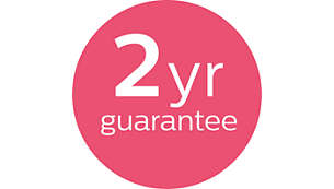 2 years of worldwide guarantee