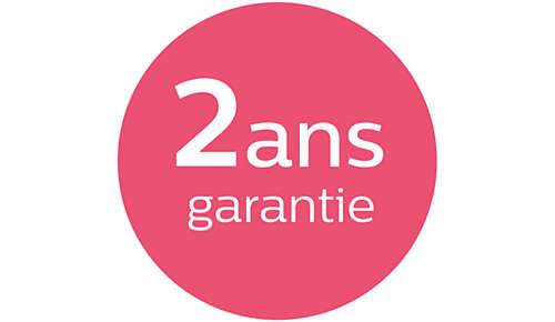 Garantie internationale de 2ans
