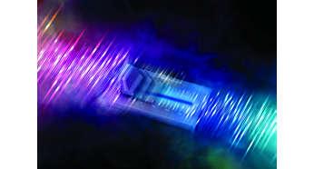 Funkce DJ Crossfader pro mixování skladeb