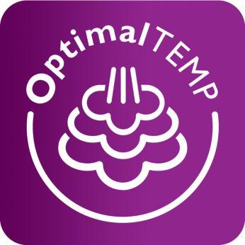 Tecnologia OptimalTemp: perfetta combinazione di temperatura