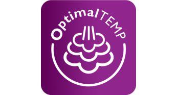 Оптимальная температура глажения благодаря технологии OptimalTemp