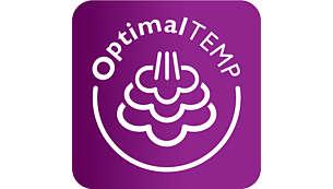 تقنية OptimalTemp: مزيج الحرارة المثالي