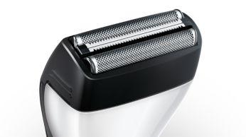 Nueva afeitadora de lámina: Afeita 20% más rápido que antes