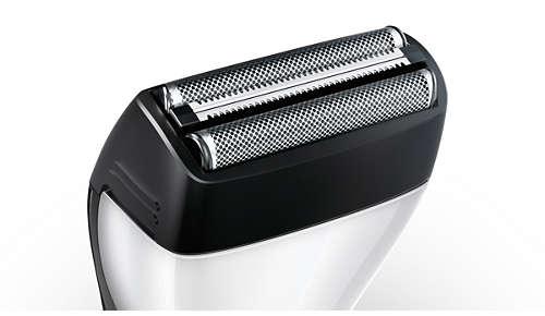 Nieuw scheerapparaat: scheert 20% sneller dan eerst