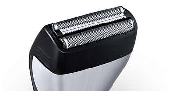 Nova lâmina de barbear: barbeia 20% mais rápido do que antes