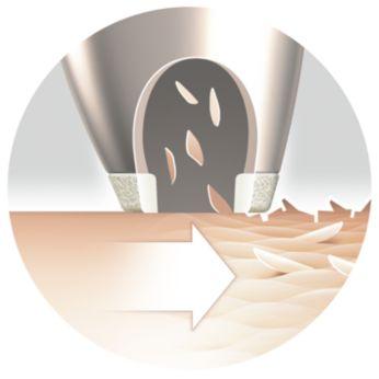 Насадка для пилинга стимулирует процесс обновления клеток