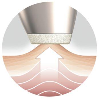 Система Air Lift бережно стимулирует микроциркуляцию крови