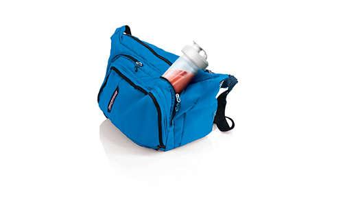 Blend&Go flaske til nem transport