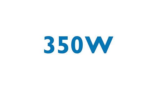 Mixer mit 350W Motorleistung
