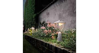 Lumière blanche et chaude