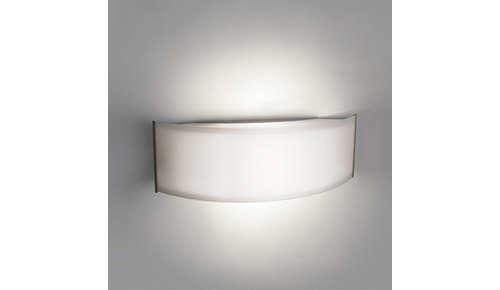 Varmt hvidt lys