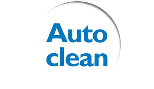 Appareil à nettoyage automatique avec station de vidange