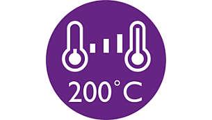 3 цифрови настройки на температурата