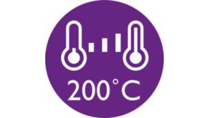 3 digital temperature settings