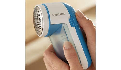 Lama con superficie ampia per pulire più tessuto durante ogni passata